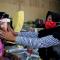 Penyandang Disabilitas asal Pati Produksi Face Shield Pesanan Pemprov